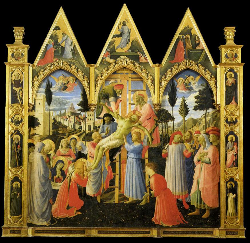 Histoire De L Art Fra Angelico
