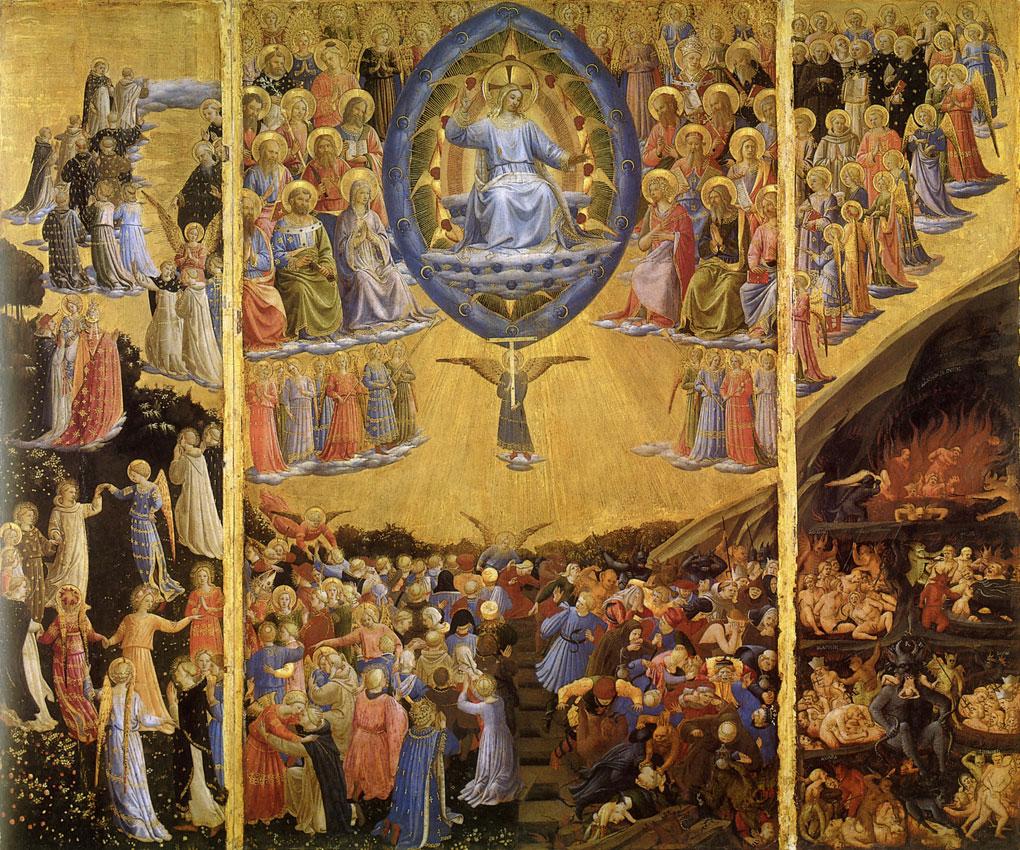 Angelico - jugement