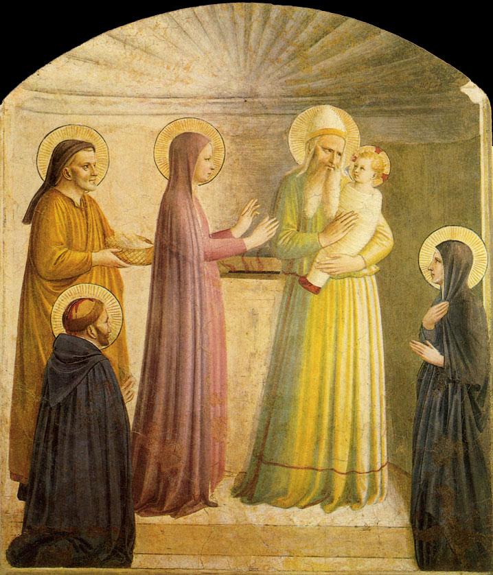 Angelico - jesus