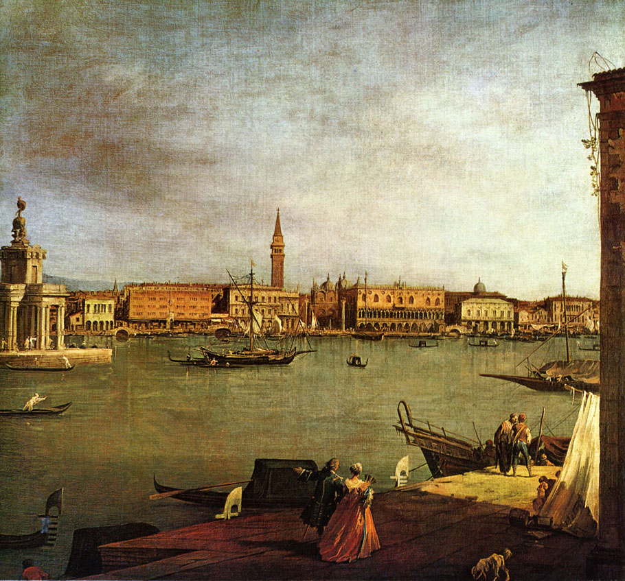 Canaletto - bassin