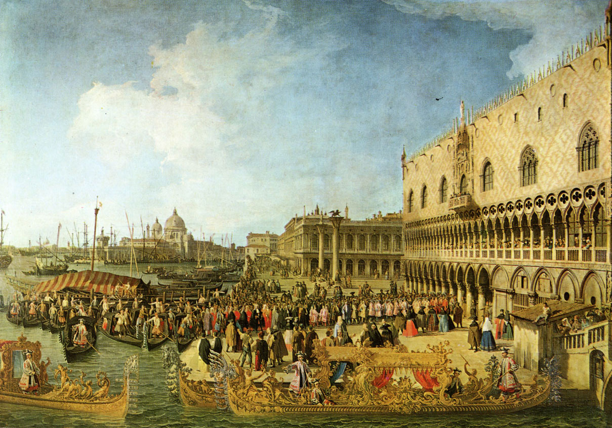 Canaletto - reception