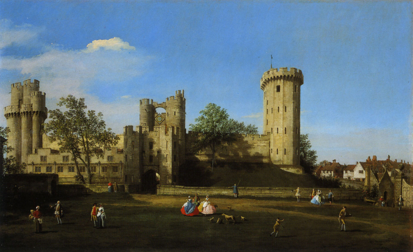 Canaletto - chateau