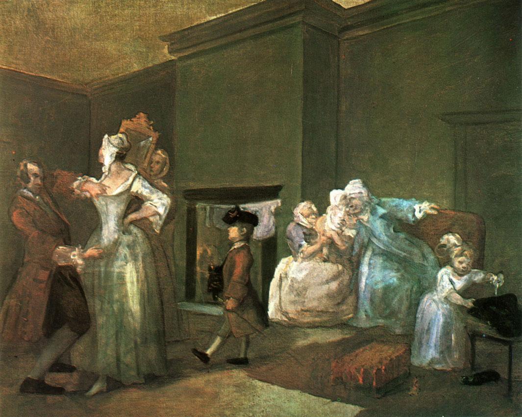 Hogarth - couturier