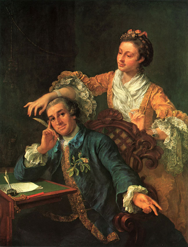 Hogarth - acteur