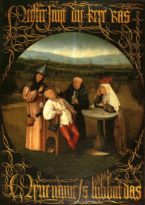 Bosch - pierre