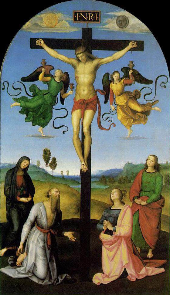 Raphael - cricifision