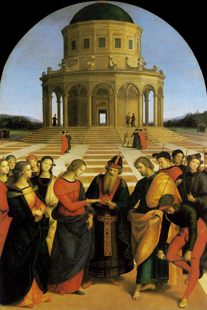 Raphael - mariage