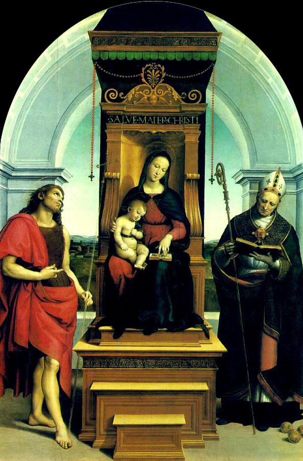 Raphael - madone