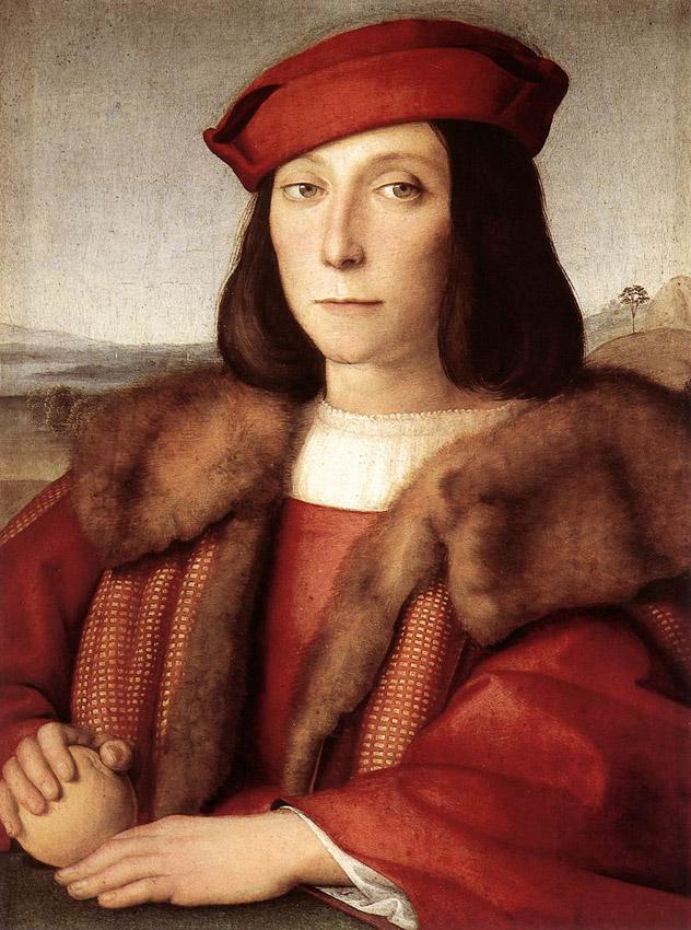 Raphael - homme