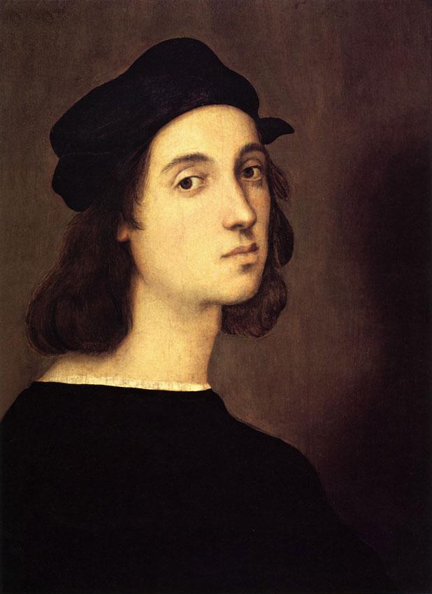 Raphael - autoportrait