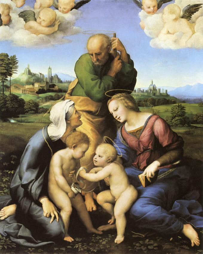 Raphael - canigiani