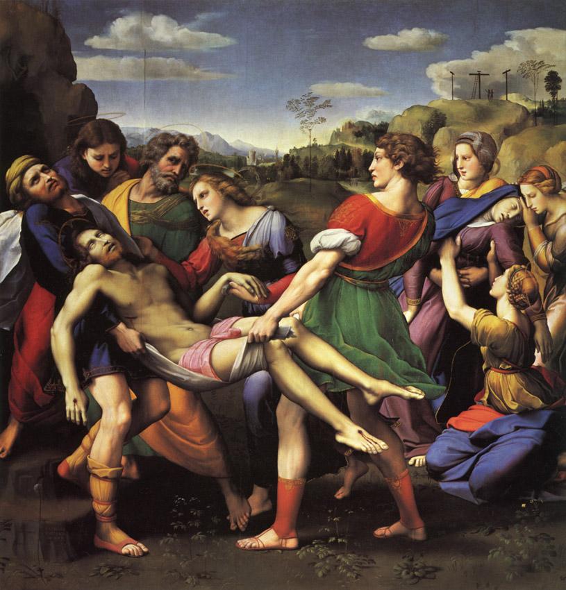 Raphael - tombeau
