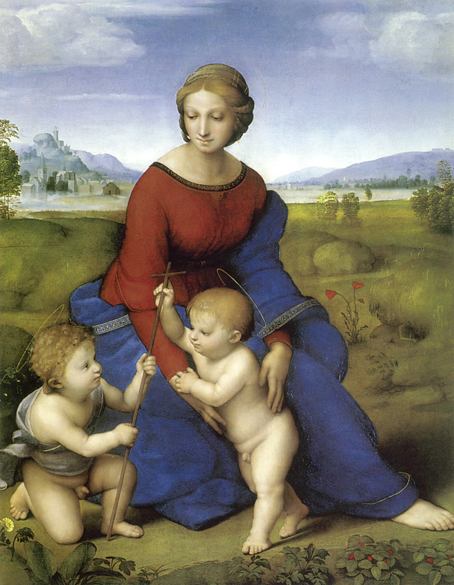 Raphael - belvedere