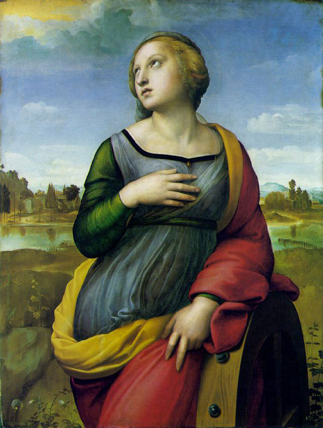 Raphael - catherine