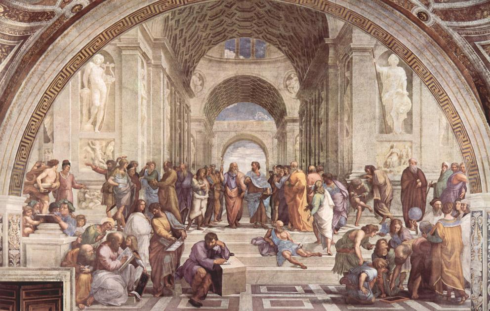 Raphael - athenes