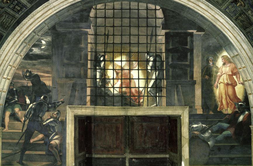 Raphael - saint pierre