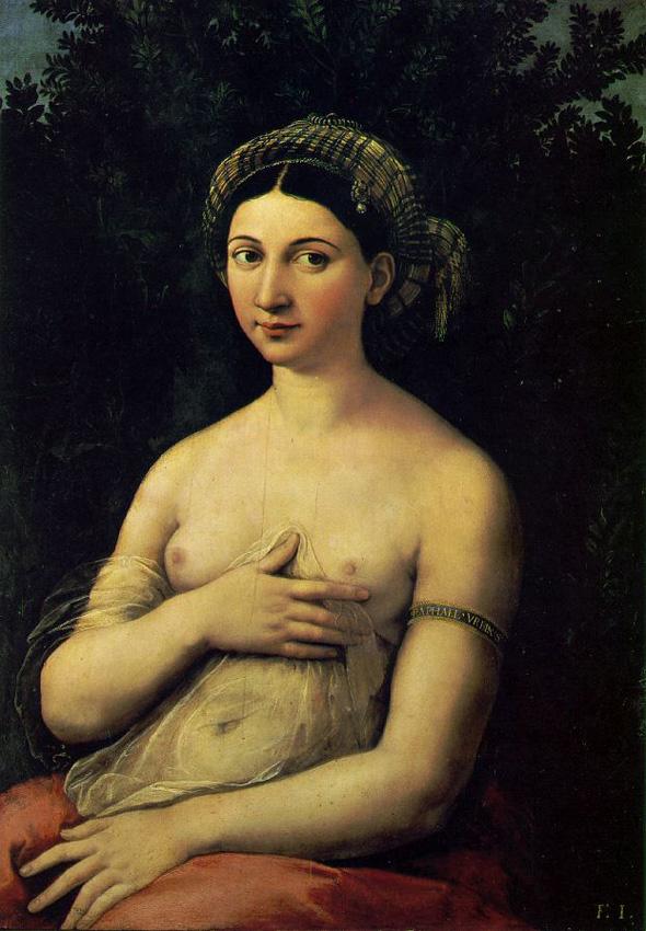 Raphael - fornarina