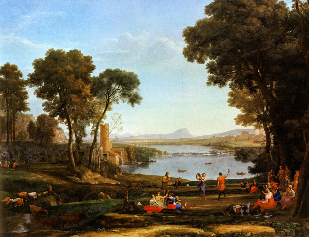 Histoire De L Art Les Mouvements Dans La Peinture Le Classicisme