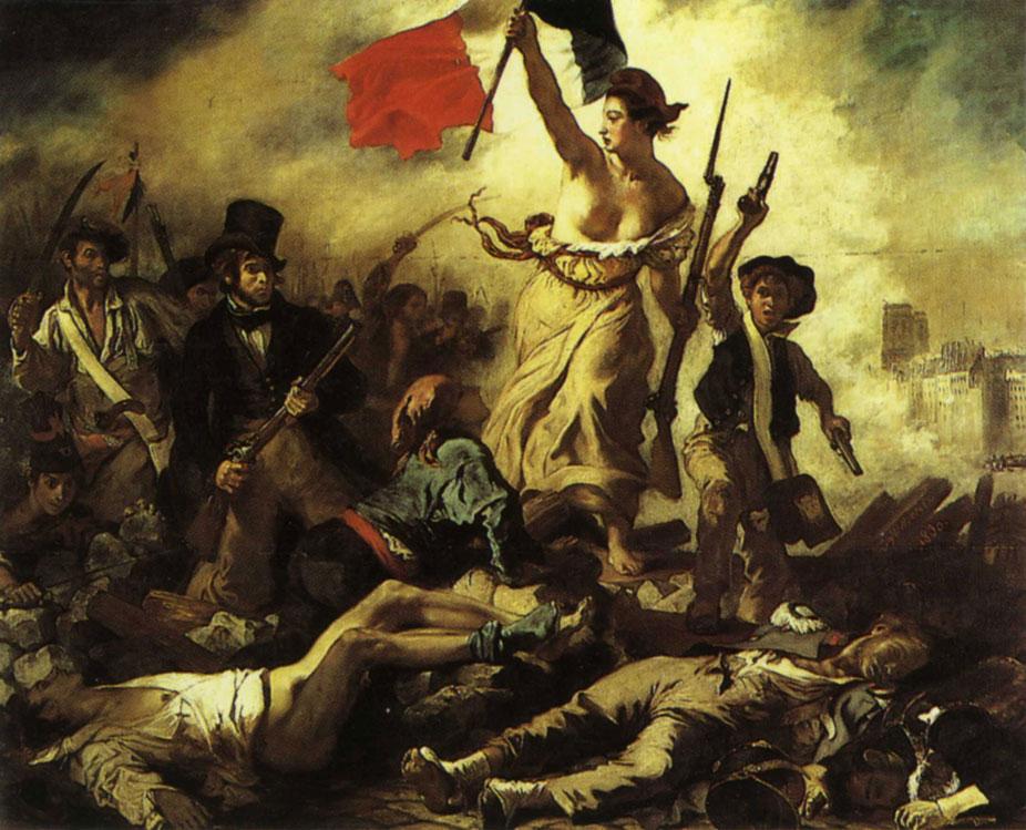 Oeuvre Romantique histoire de l'art - les mouvements dans la peinture - le romantisme